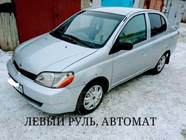 Toyota Echo, 2002 год, 255 000 руб.