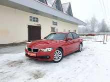 Чебоксары BMW 3-Series 2016