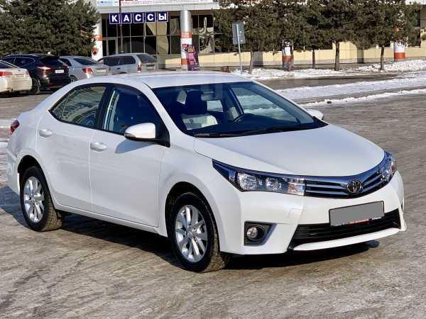 Toyota Corolla, 2015 год, 880 000 руб.