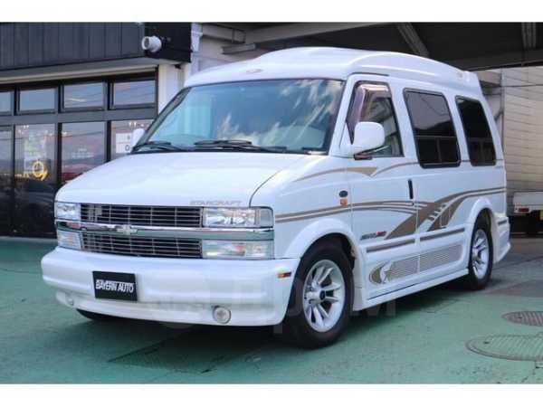 Chevrolet Astro, 2003 год, 410 000 руб.
