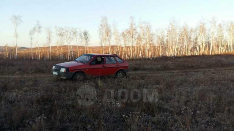 Лада 2109, 1989 год, 60 000 руб.