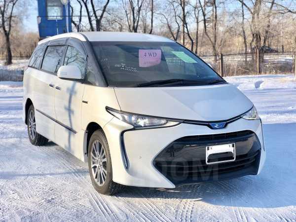 Toyota Estima, 2016 год, 1 820 000 руб.