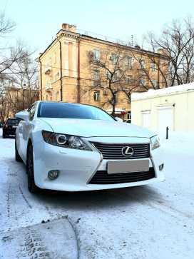 Комсомольск-на-Амуре Lexus ES250 2012