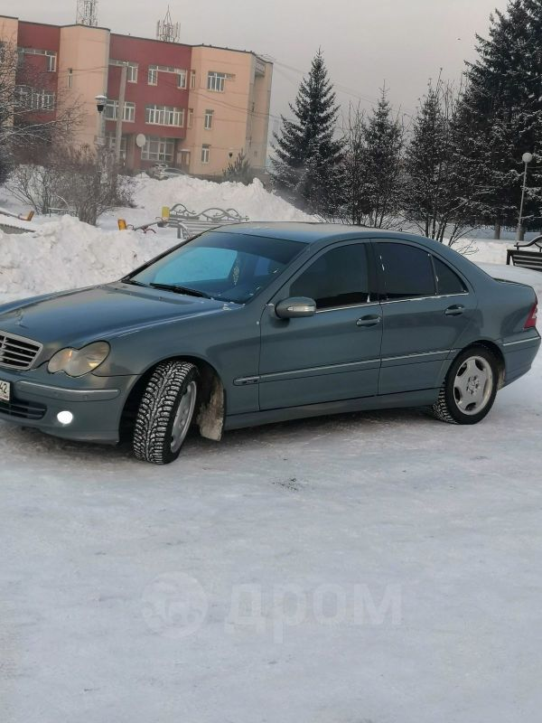 Mercedes-Benz C-Class, 2004 год, 480 000 руб.