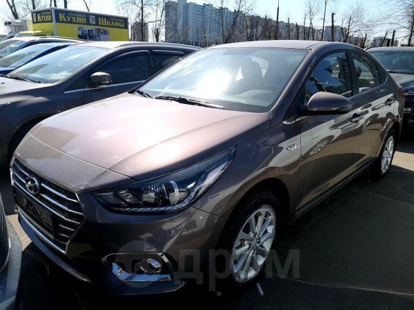 Hyundai Solaris, 2019 год, 1 017 000 руб.