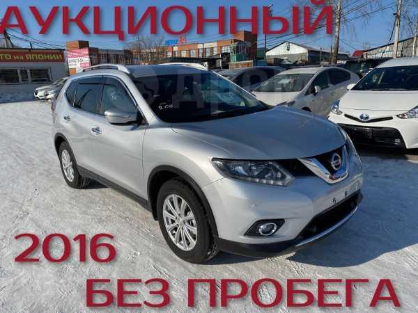 Nissan X-Trail, 2016 год, 1 250 000 руб.