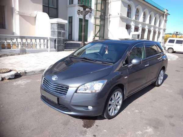 Toyota Mark X Zio, 2007 год, 595 000 руб.