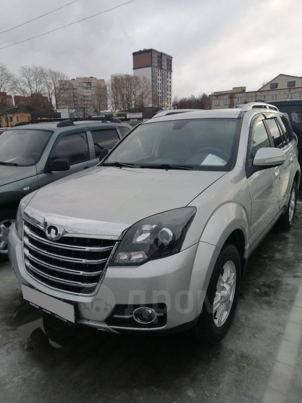Great Wall Hover H3, 2014 год, 680 000 руб.