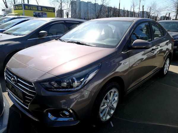 Hyundai Solaris, 2019 год, 1 027 500 руб.