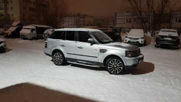 Усинск Range Rover Sport