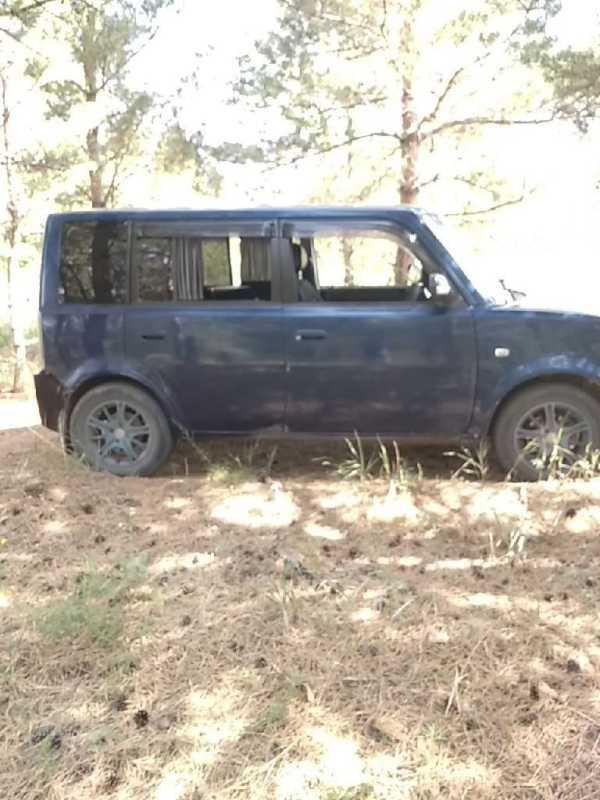 Toyota bB, 2001 год, 220 001 руб.