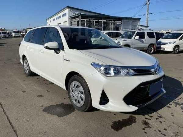 Toyota Corolla Fielder, 2017 год, 532 000 руб.