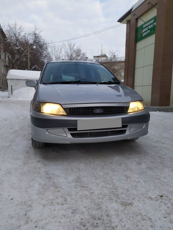 Ford Ixion, 2000 год, 175 000 руб.