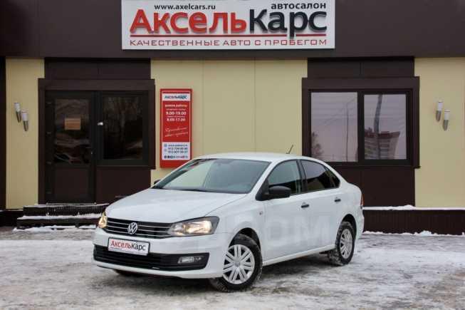 Volkswagen Polo, 2018 год, 599 000 руб.