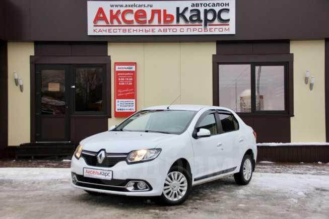 Renault Logan, 2014 год, 520 000 руб.