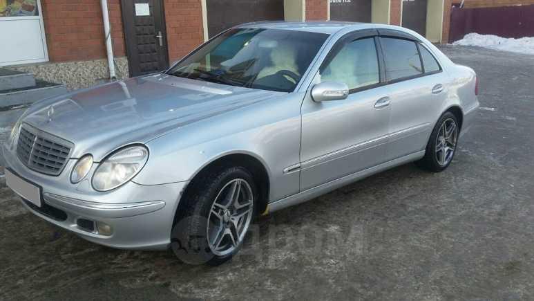 Mercedes-Benz E-Class, 2002 год, 335 000 руб.