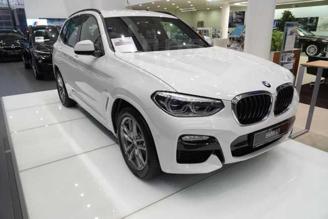 BMW X3, 2019 год, 3 650 000 руб.