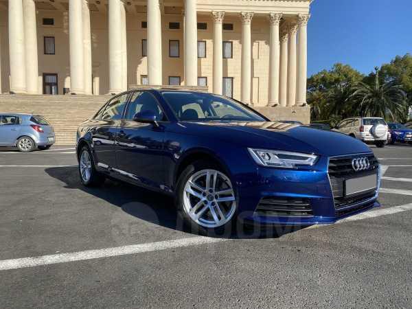 Audi A4, 2018 год, 1 400 000 руб.