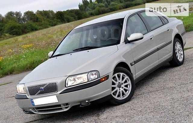 Volvo S80, 2000 год, 159 000 руб.