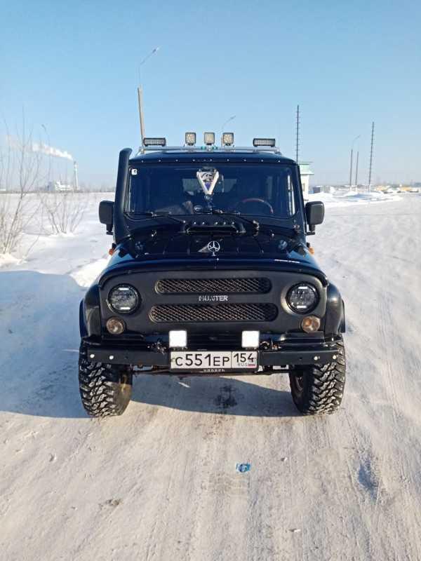 УАЗ Хантер, 2011 год, 400 000 руб.