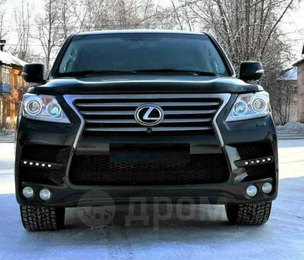 Lexus LX570, 2013 год, 3 500 000 руб.