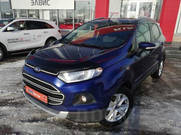 Ford EcoSport, 2015 год, 698 000 руб.