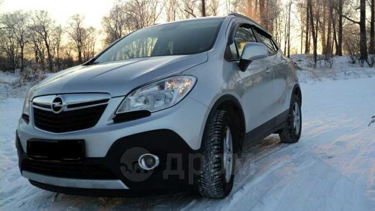 Opel Mokka, 2013 год, 645 000 руб.