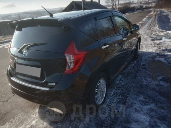 Nissan Note, 2013 год, 385 000 руб.