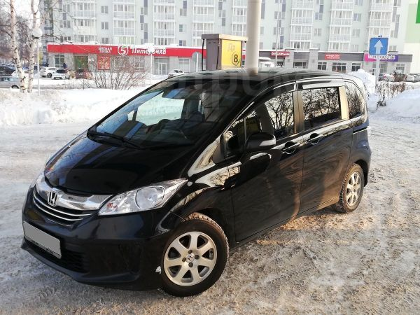 Honda Freed, 2015 год, 790 000 руб.