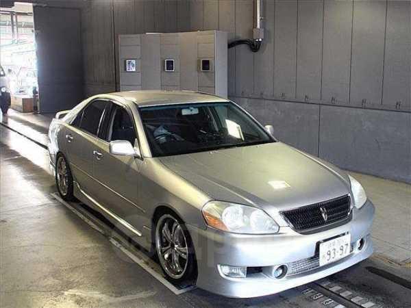 Toyota Mark II, 2001 год, 700 000 руб.