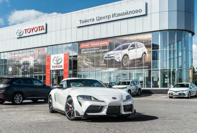 Toyota Supra, 2019 год, 5 534 000 руб.