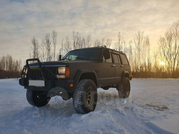 Jeep Cherokee, 1987 год, 300 000 руб.