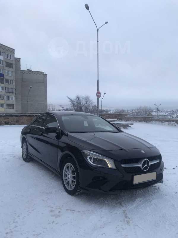 Mercedes-Benz CLA-Class, 2015 год, 1 600 000 руб.