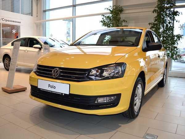 Volkswagen Polo, 2019 год, 765 490 руб.