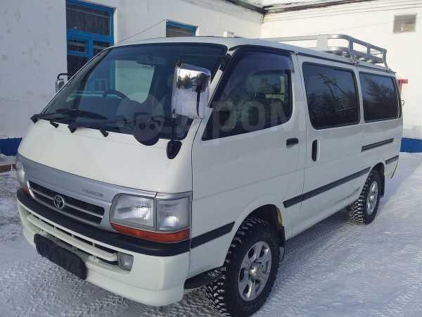 Toyota Hiace, 2000 год, 860 000 руб.