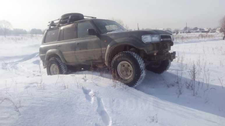Toyota Land Cruiser, 1990 год, 350 000 руб.