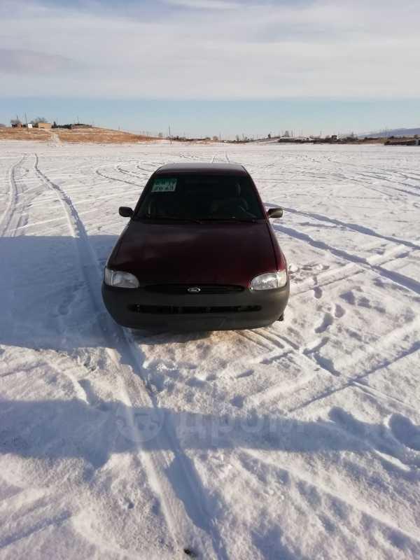Ford Escort, 1997 год, 75 000 руб.