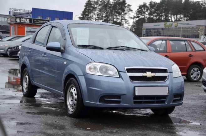 Chevrolet Aveo, 2007 год, 319 000 руб.