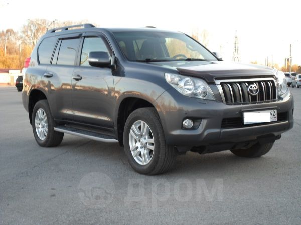 Toyota Land Cruiser Prado, 2011 год, 1 815 000 руб.