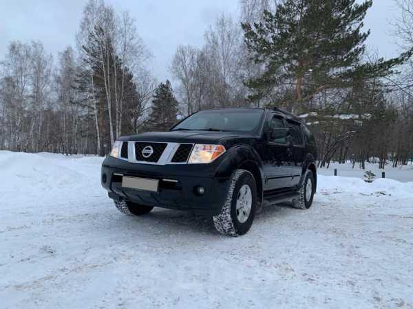 Nissan Pathfinder, 2005 год, 630 000 руб.