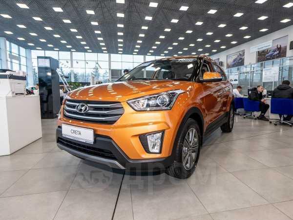 Hyundai Creta, 2020 год, 1 242 800 руб.