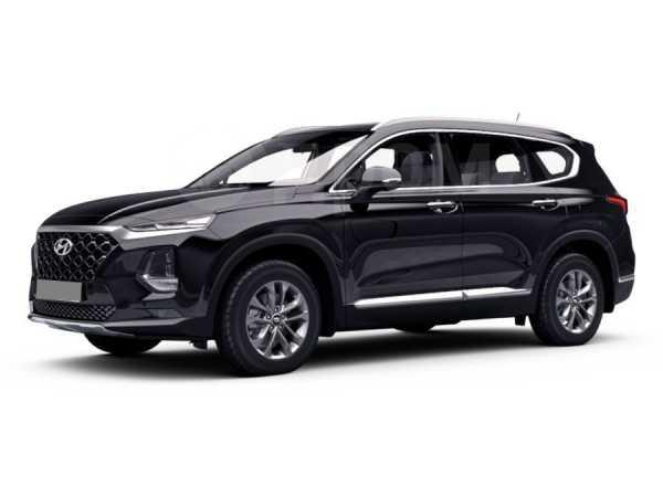 Hyundai Santa Fe, 2019 год, 2 894 000 руб.