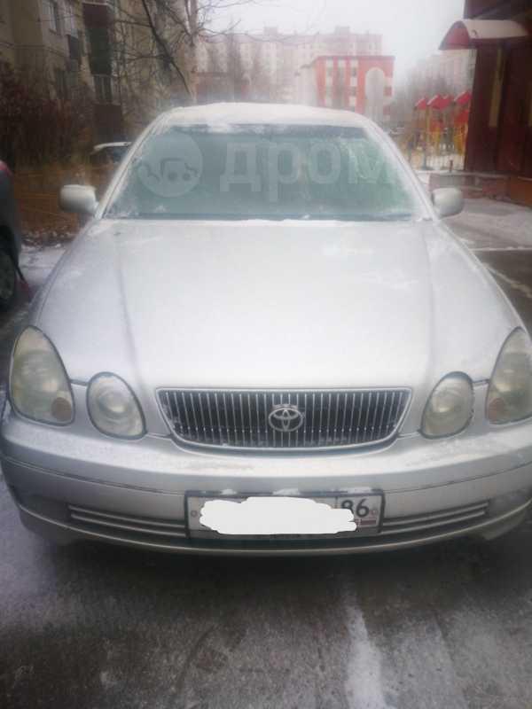 Toyota Aristo, 2000 год, 295 008 руб.