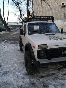 Хабаровск 4x4 2121 Нива 1989