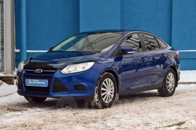 Ford Focus, 2014 год, 489 000 руб.