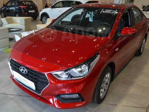 Hyundai Solaris, 2019 год, 975 500 руб.