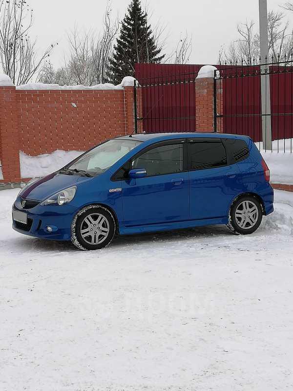 Honda Jazz, 2008 год, 420 000 руб.