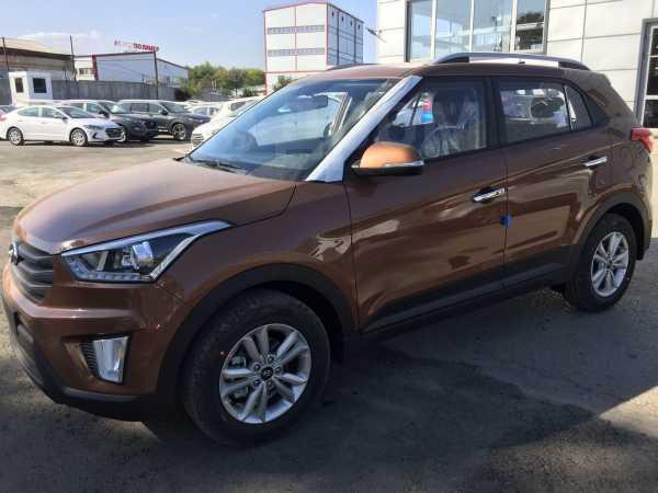 Hyundai Creta, 2019 год, 1 506 000 руб.