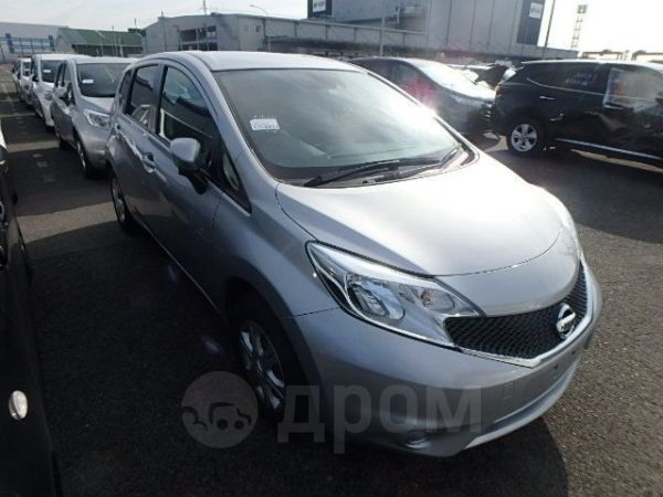 Nissan Note, 2016 год, 555 000 руб.