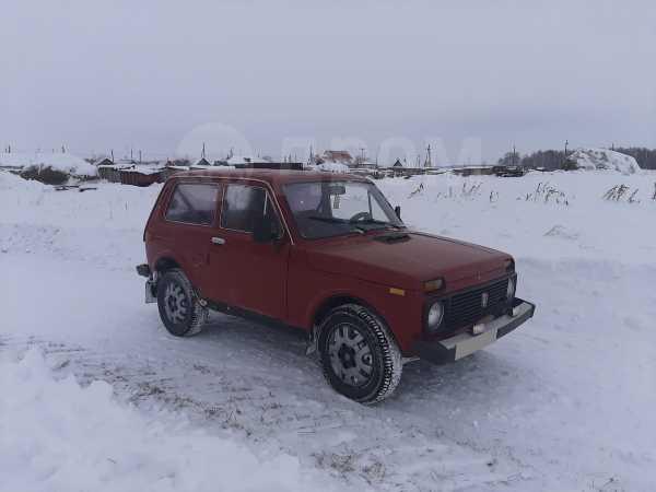 Лада 4x4 2121 Нива, 1991 год, 100 000 руб.